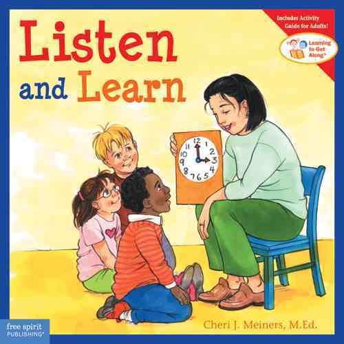 Listen and Learn By Meiners, Cheri J./ Johnson, Meredith (ILT)